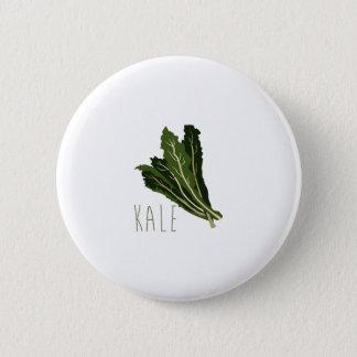 Kale 6 Cm Round Badge