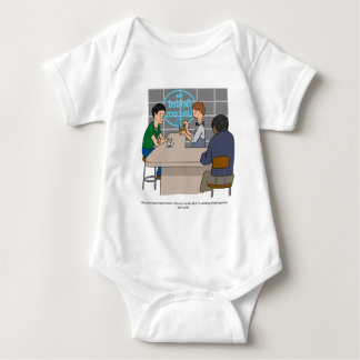Kale- Because Wellness Baby Bodysuit