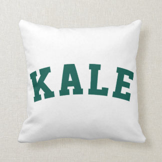 Kale Funny Vegan Style Cushion
