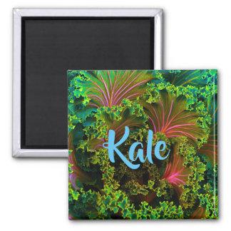 Kale Vegetable Magnet