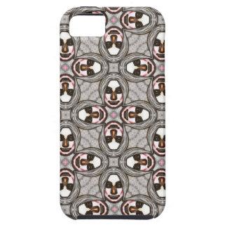 kaleido art creepy iPhone 5 covers