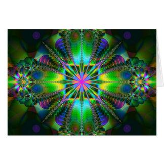 kaleidoscope 1 card