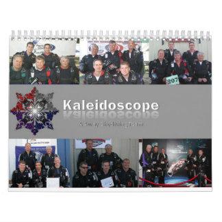 Kaleidoscope: A 4way Skydiving Team Wall Calendars