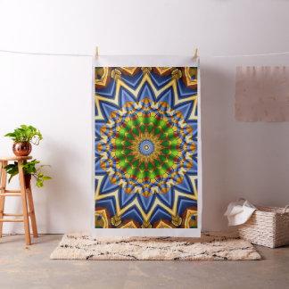 Kaleidoscope Art 33 Custom Fabric