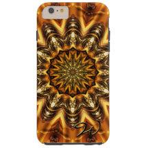 Kaleidoscope Art 38 Tough iPhone 6 Plus Case