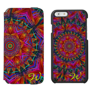 Kaleidoscope Art 42A Incipio Watson™ iPhone 6 Wallet Case