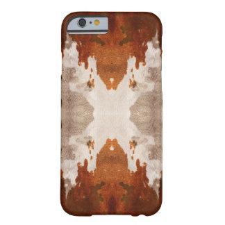 Kaleidoscope cow hide pattern case