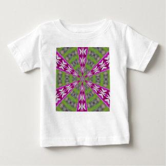 Kaleidoscope Dahlia Baby T-Shirt