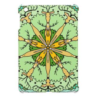 Kaleidoscope deer cover for the iPad mini