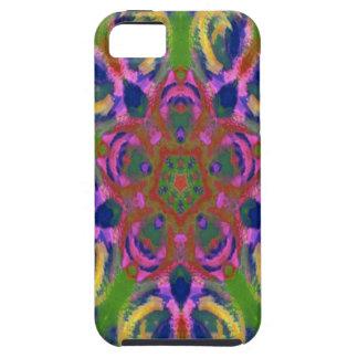 kaleidoscope design image iPhone 5 covers
