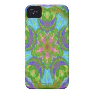 kaleidoscope design image iPhone 4 Case-Mate case