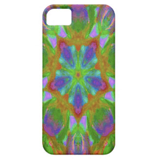 kaleidoscope design image case for the iPhone 5