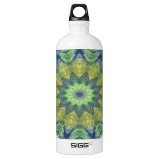 Kaleidoscope design image-made with love SIGG traveller 1.0L water bottle