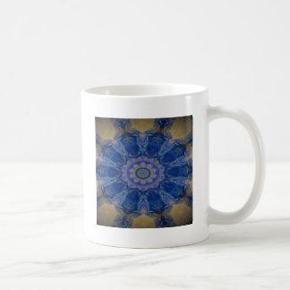 Kaleidoscope design image mug