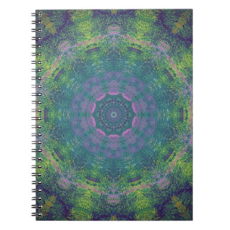 Kaleidoscope design image note book