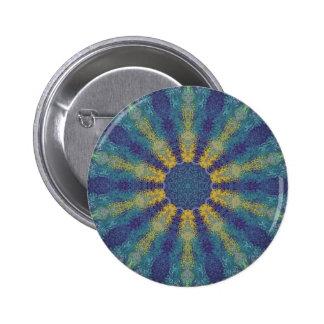 Kaleidoscope design image pin