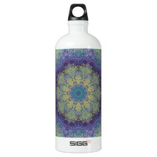 Kaleidoscope design image SIGG traveller 1.0L water bottle