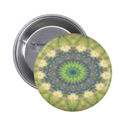 Kaleidoscope design product image-made with love pins