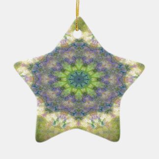 Kaleidoscope design product image-made with love christmas tree ornaments
