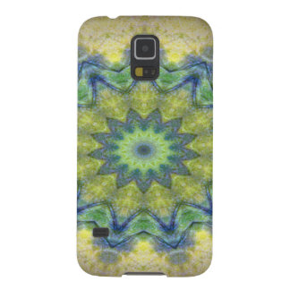Kaleidoscope design product image-made with love galaxy s5 case