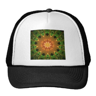 Kaleidoscope design product image-made with love trucker hats