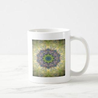 Kaleidoscope design product image-made with love coffee mug