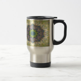 Kaleidoscope design product image-made with love mug