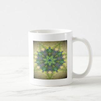 Kaleidoscope design product image-made with love coffee mugs