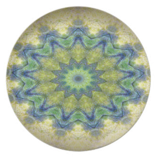 Kaleidoscope design product image-made with love party plates