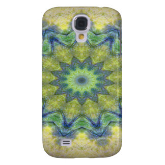 Kaleidoscope design product image-made with love samsung galaxy s4 cover