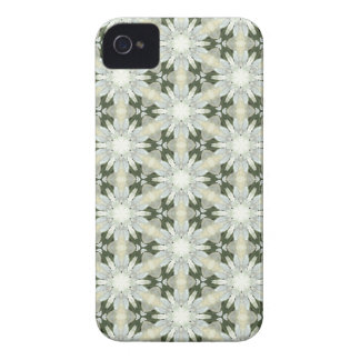 Kaleidoscope Dreams White Lily Themes iPhone Case iPhone 4 Covers