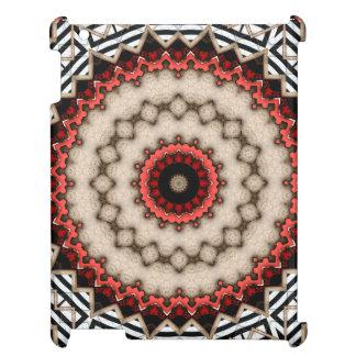 Kaleidoscope Floral Mandala in Slovenia: Ed. 210.2 iPad Cover