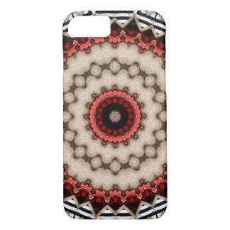Kaleidoscope Floral Mandala in Slovenia: Ed. 210.2 iPhone 8/7 Case