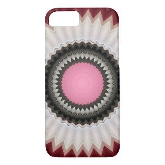 Kaleidoscope Floral Mandala in Slovenia: Ed. 211.7 iPhone 8/7 Case