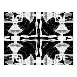 Kaleidoscope Fractal 205 Postcard