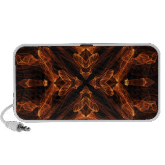 Kaleidoscope Fractal 366 Portable Speakers