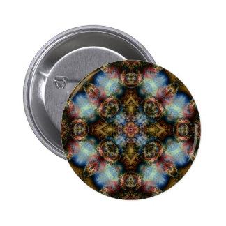 Kaleidoscope Fractal 390 Pin