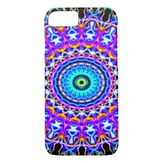 Kaleidoscope Fractal iPhone 7 Case
