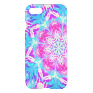 'Kaleidoscope Galaxy' Psychedelic Tie-Dye Space iPhone 7 Case