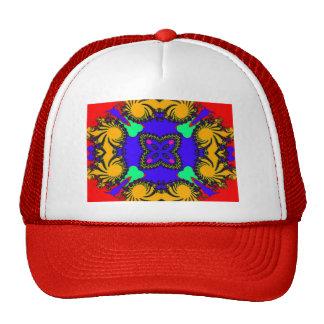 Kaleidoscope Trucker Hats