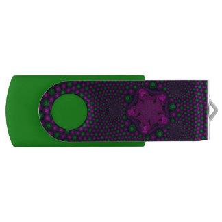 Kaleidoscope in a galaxy USB flash drive