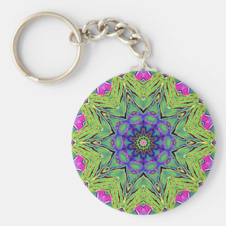 Kaleidoscope Key Chains