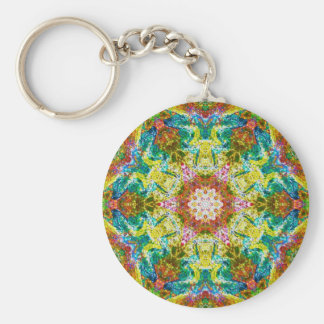 Kaleidoscope Key Chain