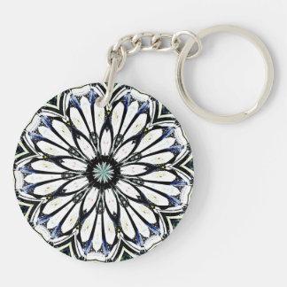 Kaleidoscope Keyring Acrylic Key Chains