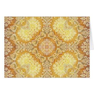 Kaleidoscope Kreations Lemon Tapestry 2 Card
