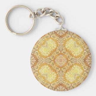 Kaleidoscope Kreations Lemon Tapestry 2 Keychain