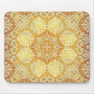 Kaleidoscope Kreations Lemon Tapestry 4 Mouse Pad