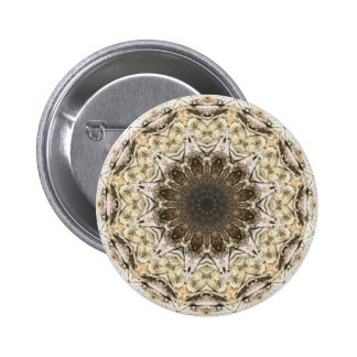 Kaleidoscope Kreations Moth Wing 5 Button 2 Inch Round Button