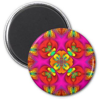Kaleidoscope Kreations Neon Purr Magnets