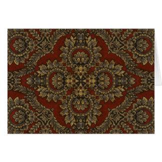 Kaleidoscope Kreations Tapestry 1 Card